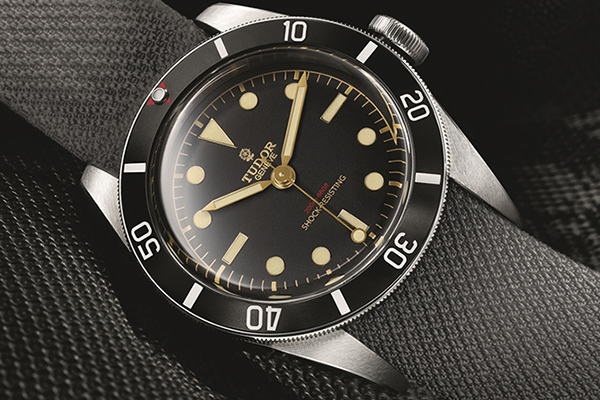 Heritage Black Bay One, Tudor